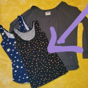 Rue21 Tops - Bird print tank top from Rue 21